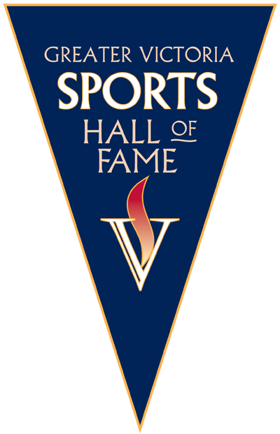 The Greater Victoria Sports Hall of Fame Logo